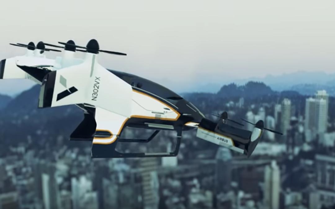 VAHANA – Drone Taxi